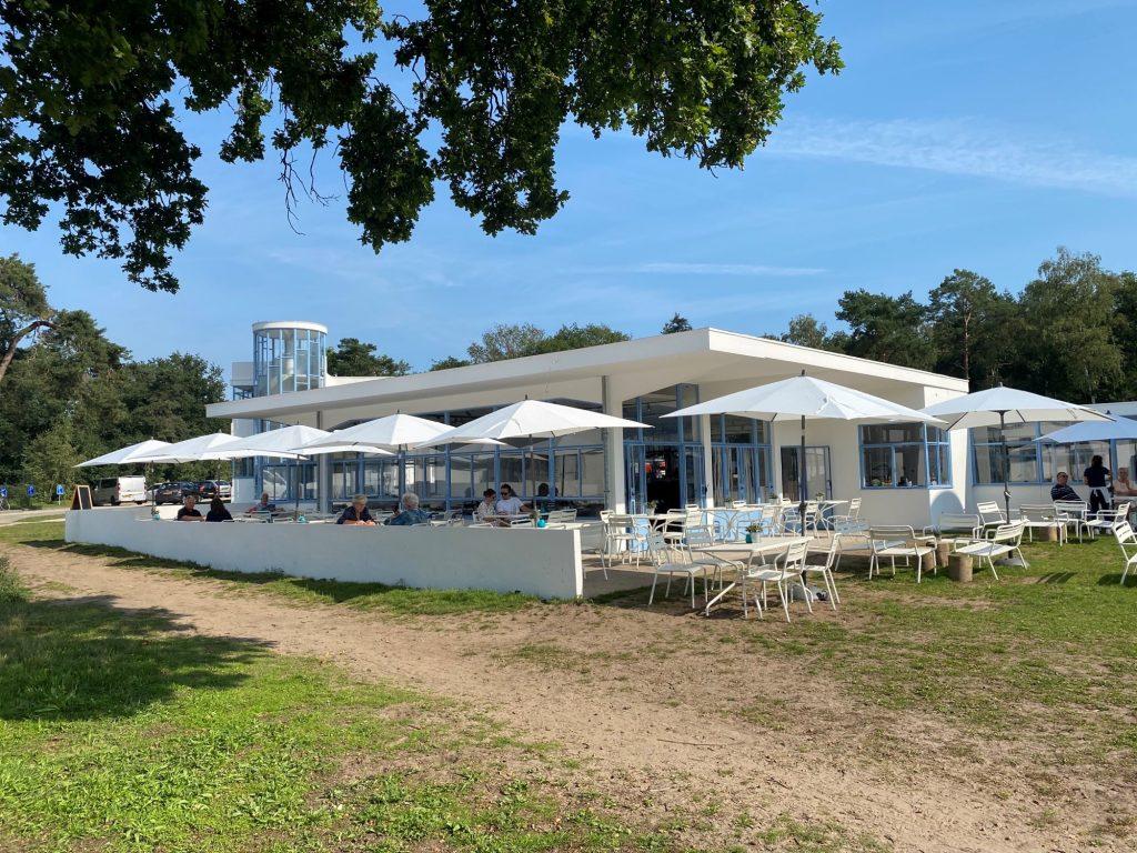 Brasserie Zonnestraal Dresselhuys paviljoen