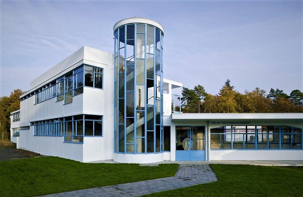 brasserie zonnestraal het landgoed dresselhuyspaviljoen architectonisch hoogstandje