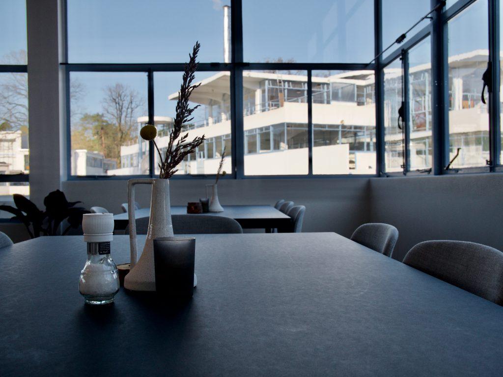 Brasserie Zonnestraal Hilversum vergaderen op de hei